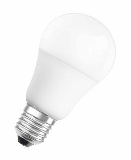 LED-lamppu Parathom CL A 60 ADV 10W E27 Ø60x110 mm 810lm 2700K himmennettävä