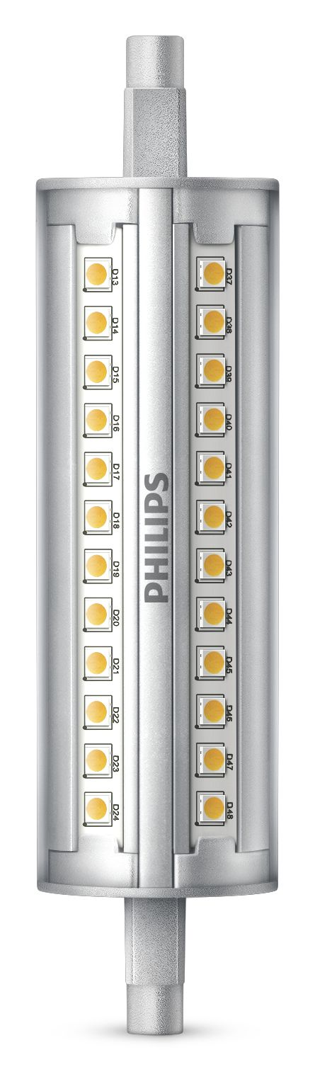 LED-lamppu Philips 14W (120W) R7S 118 mm 3000K