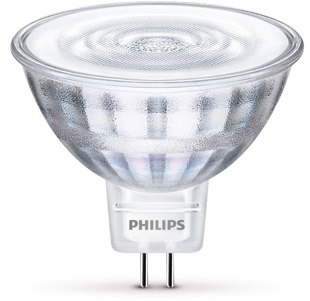 LED-lamppu Philips 5W (20W) MR16 36D
