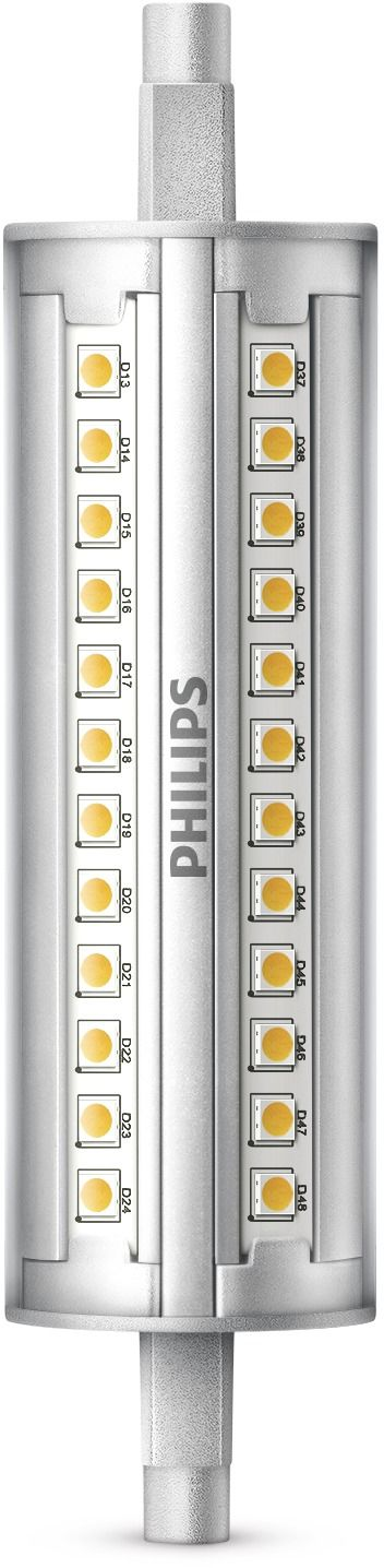 LED-lamppu Philips 6,5W (60W) R7S 118 mm 3000K