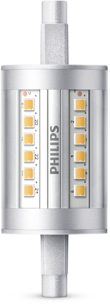 LED-lamppu Philips 7,5W (60W) R7S 78 mm 3000K