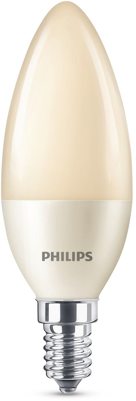 LED-lamppu Philips Flame 4W (15W) B38 E14