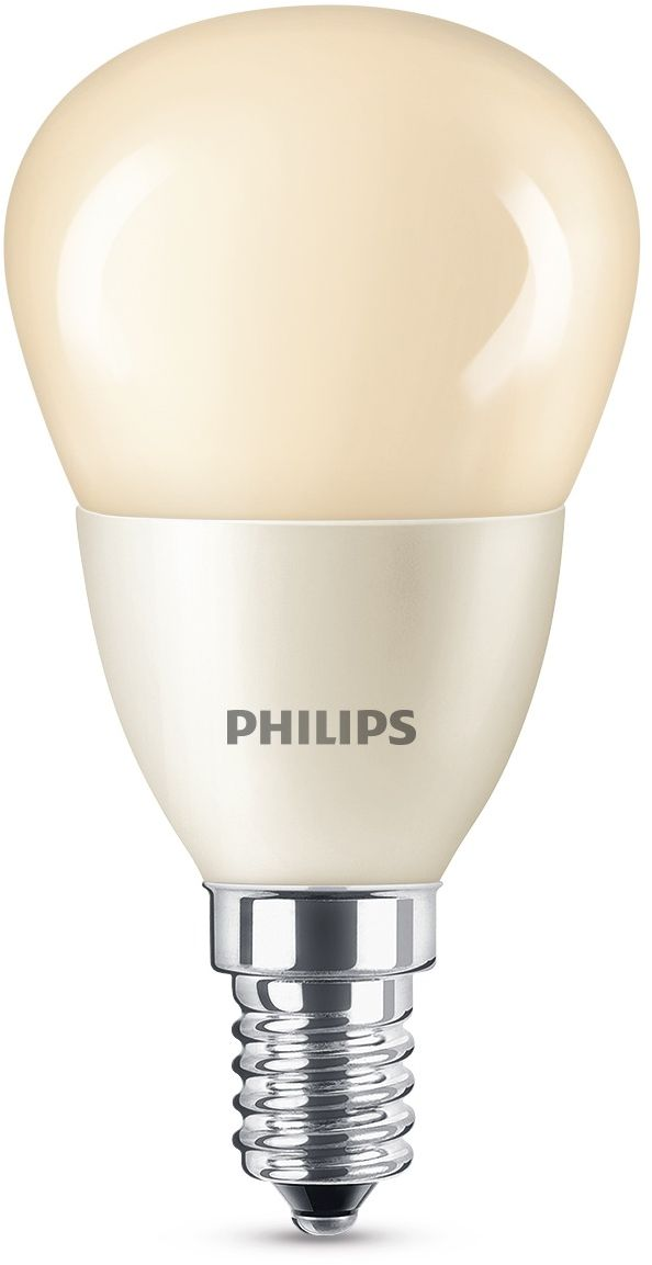 LED-lamppu Philips Flame 4W (15W) P48 E14