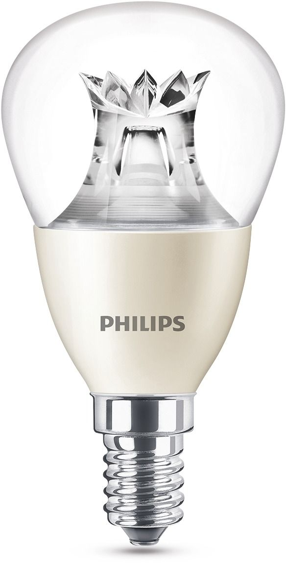 LED-lamppu Philips Warm Glow 6W (40W) P48 E14