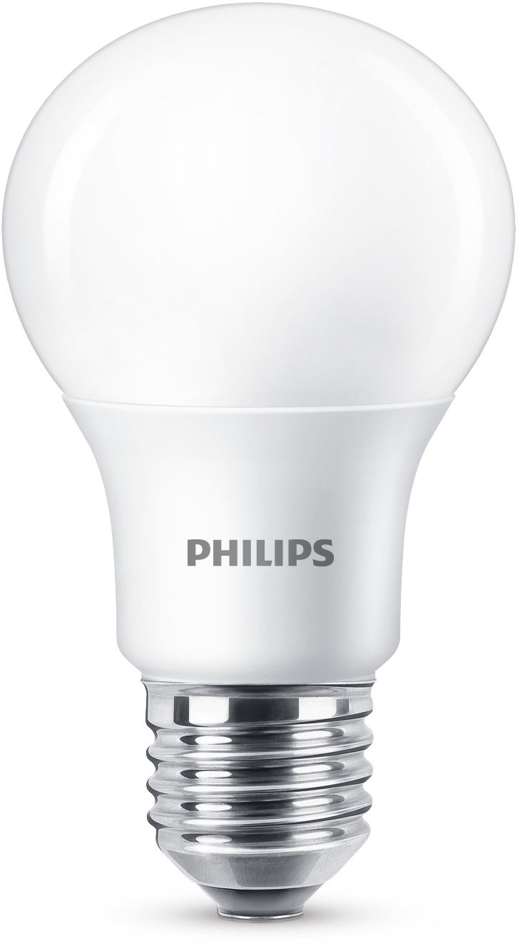 LED-lamppu Philips Warm Glow 8,5W (60W) A60 E27