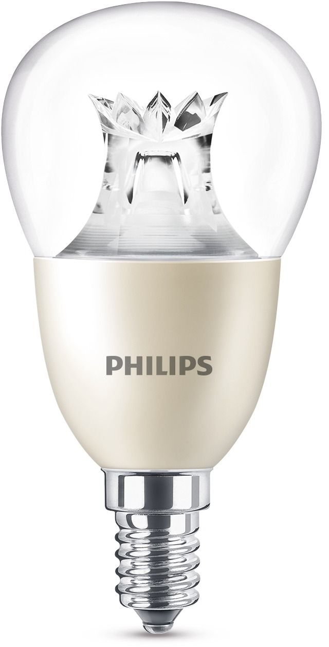 LED-lamppu Philips Warm Glow 8W (60W) P50 E14