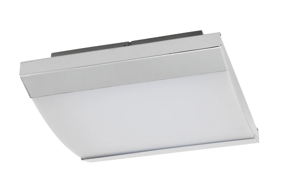 LED-peilivalaisin Eglo Siderno 23.5W 350x90x345 mm IP44 kromi
