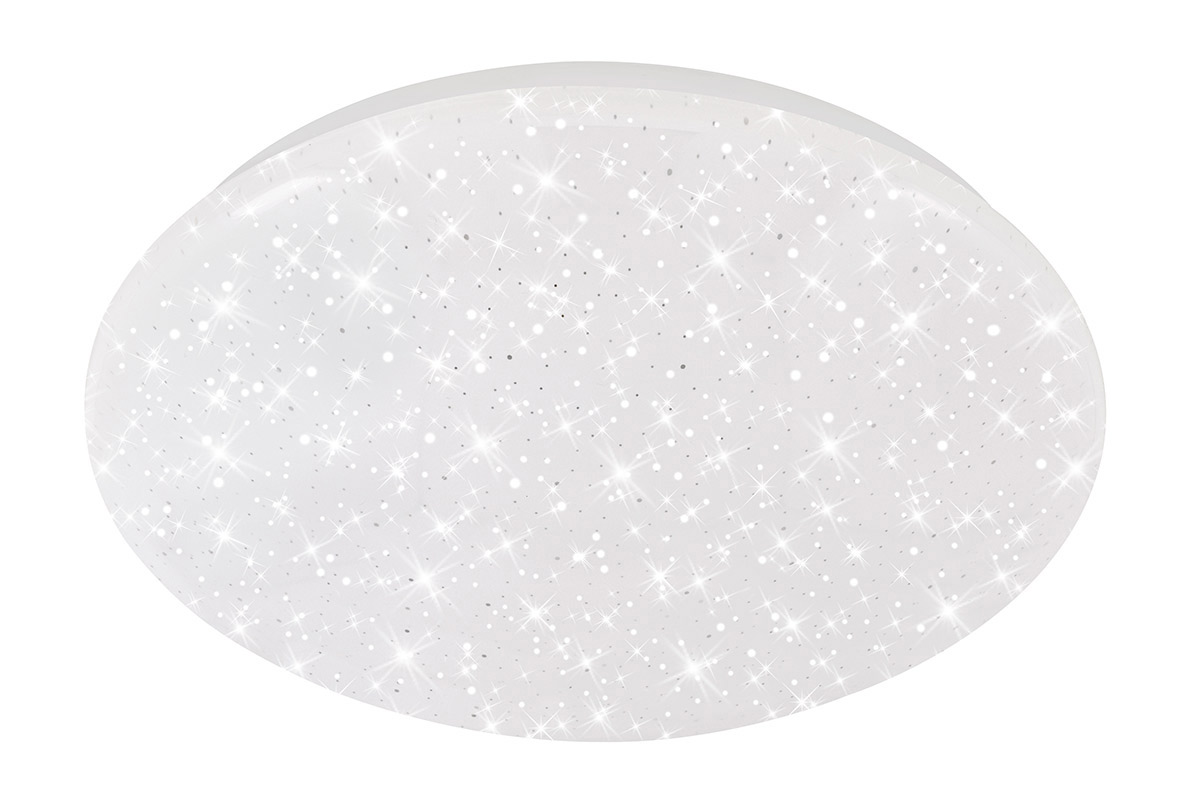 LED-plafondi Briloner led starry 29cm 12w