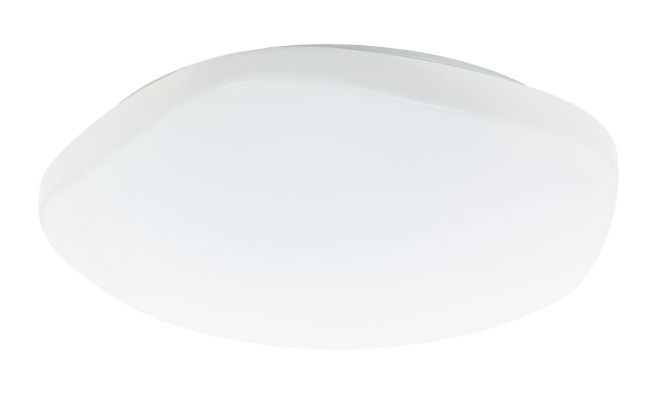 LED-plafondi Eglo Crosslink Totari 34W Ø600 mm IP20 valkoinen