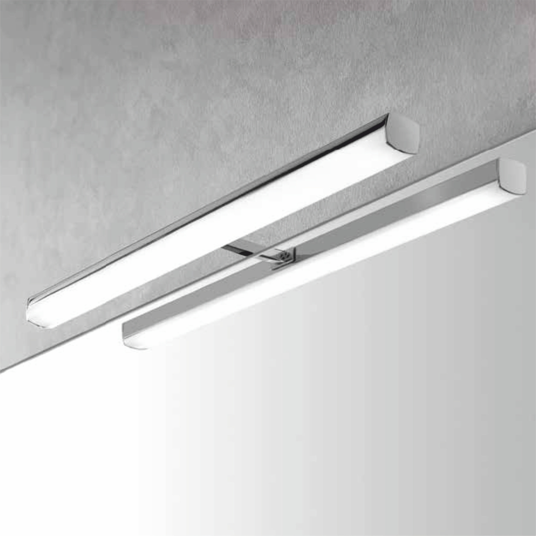 LED-valaisin Focco by Grip Ruth Bi-LED 12 W 490 mm