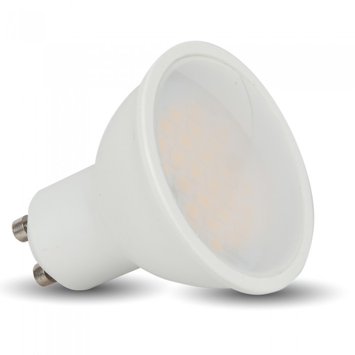 LED-lamppu GU10 V-TAC VT-2779 7W 230V 4500K 500lm IP20 Ø 50mm