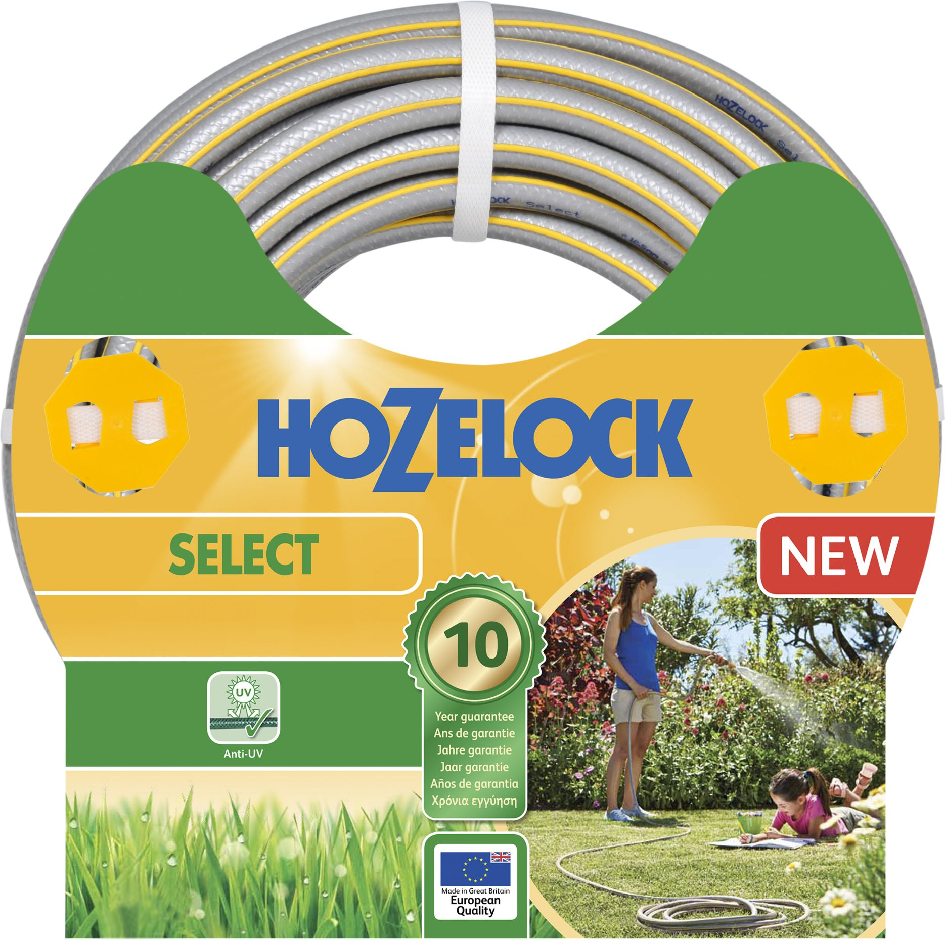 Letku Hozelock Select 50 m 5/8 15 mm