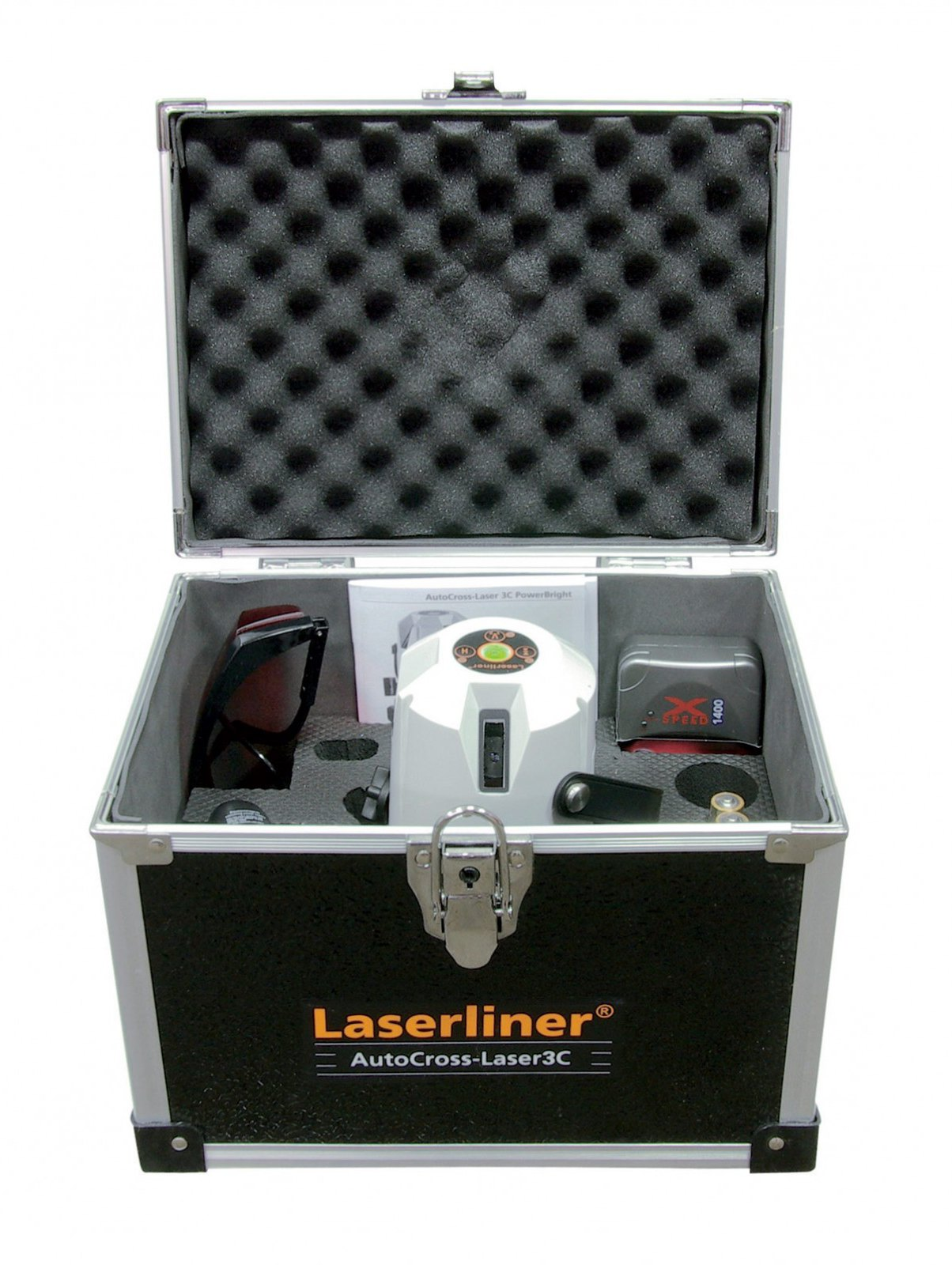 Linjalaser Laserliner ACL 3C Plus