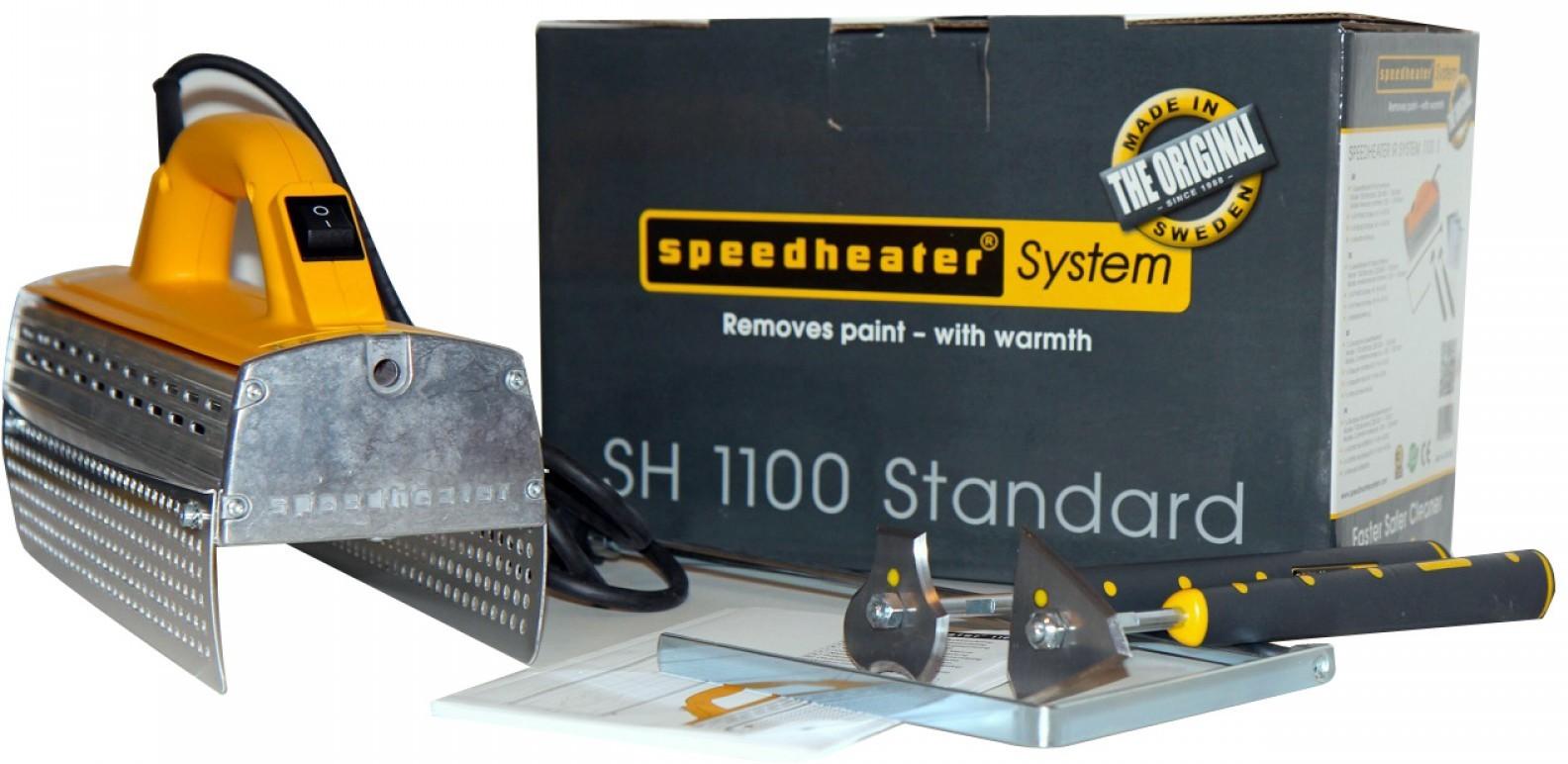 Speedheater hinta