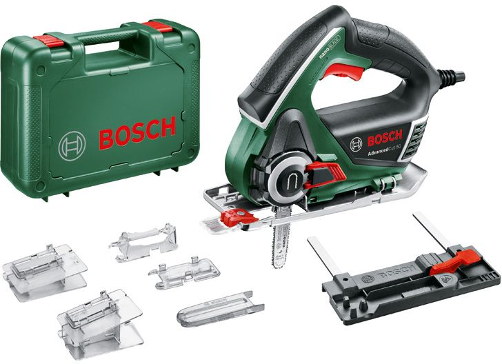 Monitoimisaha Bosch AdvancedCut 50