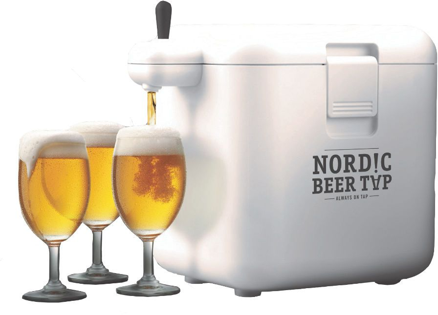 Oluthana Nordic Beer Tap 6-pack