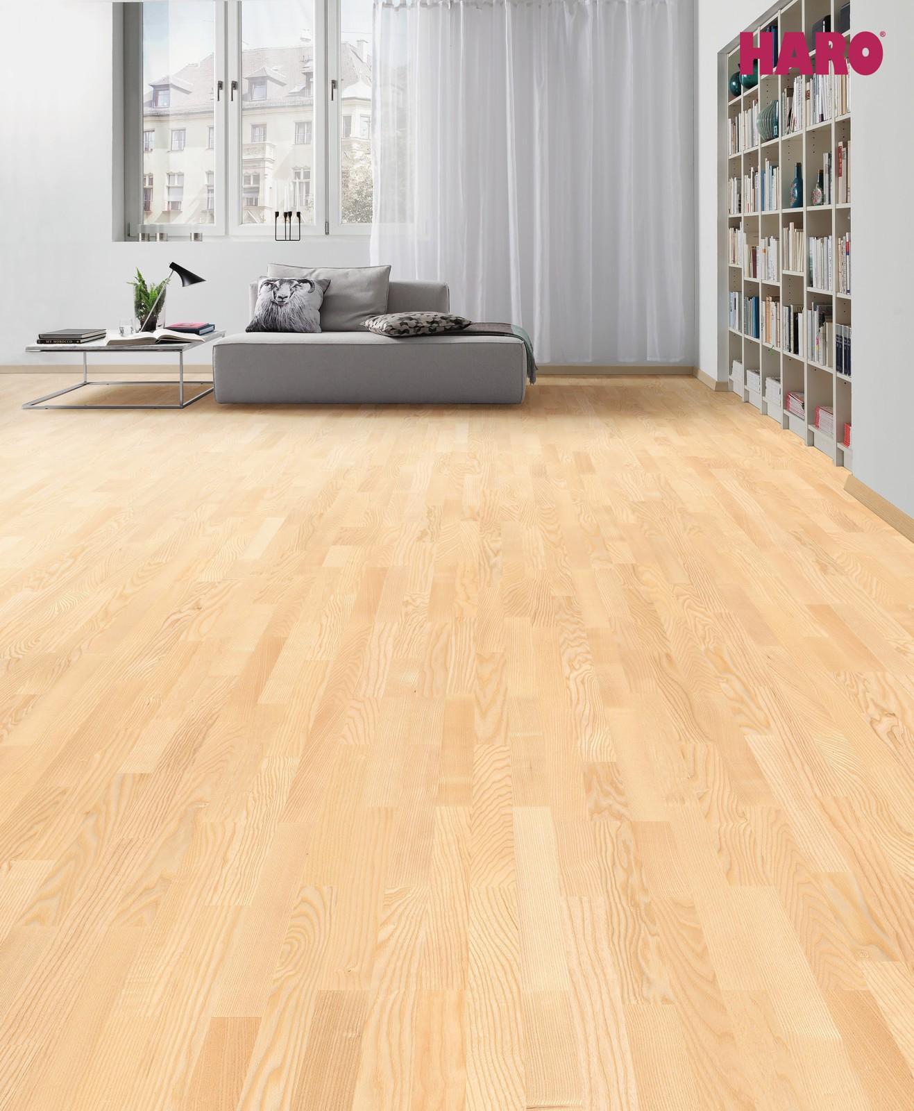 parketti haro 4000 saarni trend 3 sauva lakattu 3 17 m pak. Black Bedroom Furniture Sets. Home Design Ideas