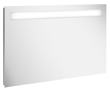 Peili LED-valaistuksella 7.1W Villeroy & Boch More To See 14 A429 1200x750x47 mm