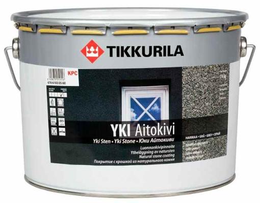 Pinnoite Tikkurila YKI Aitokivi 14 kg 10 l harmaa graniitti  Työkalut netistä