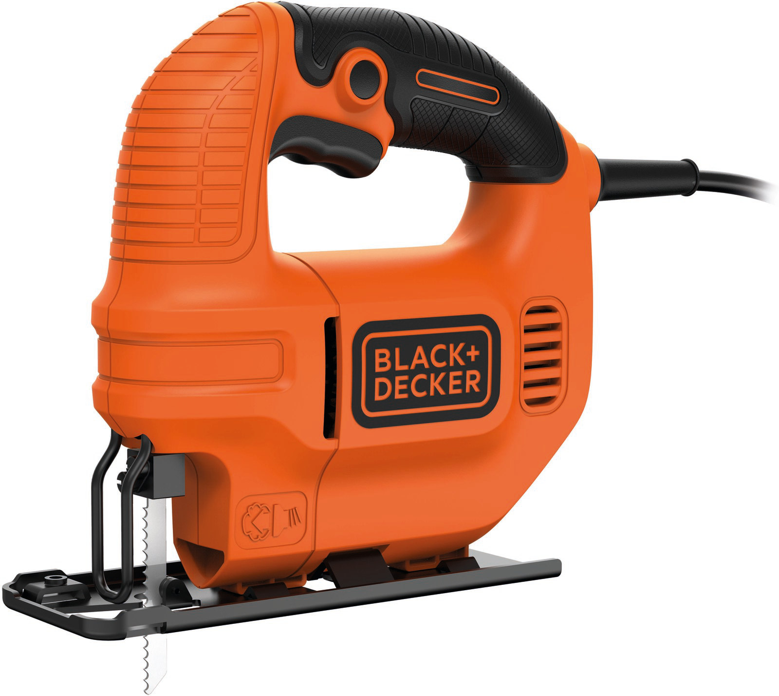 Pistosaha BLACK+DECKER KS501 400 W