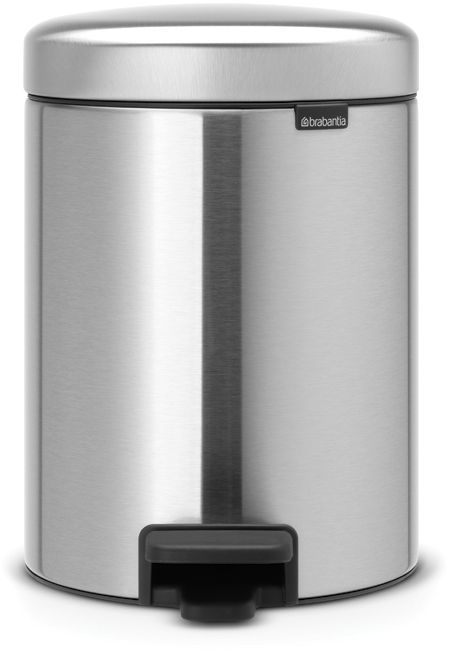 Poljinroska-astia Brabantia NewIcon, 5L, Matt Steel Fingerprint Proof