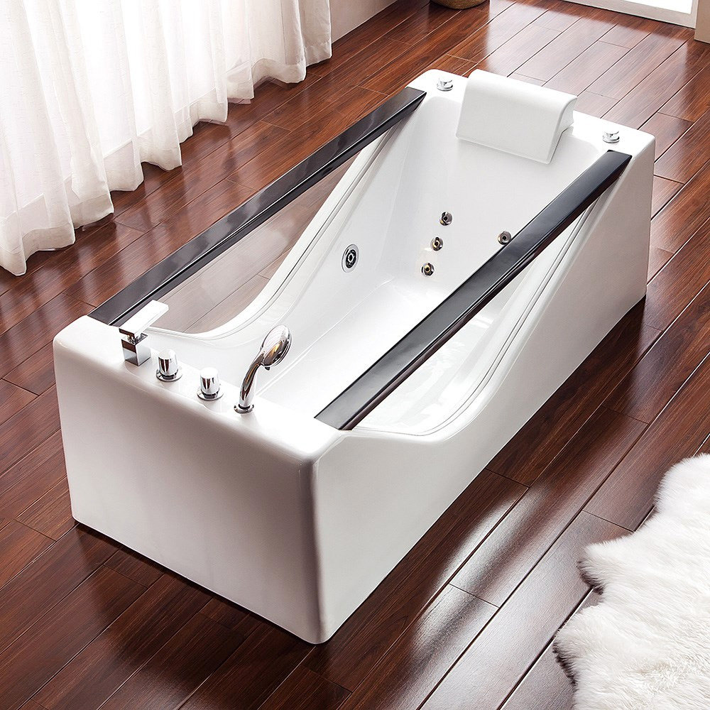 Poreamme Bathlife Happy 1700 1700x850mm 280l