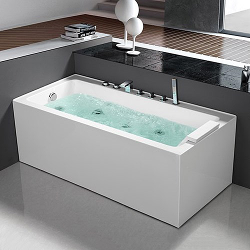 Poreamme Bathlife Pusta 1500 oikea 1500x750mm 290l