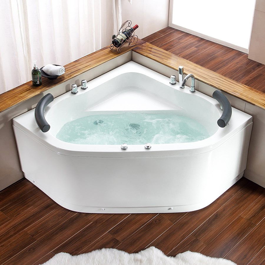 Poreamme Bathlife Vila 1300 1300x1300mm 280l