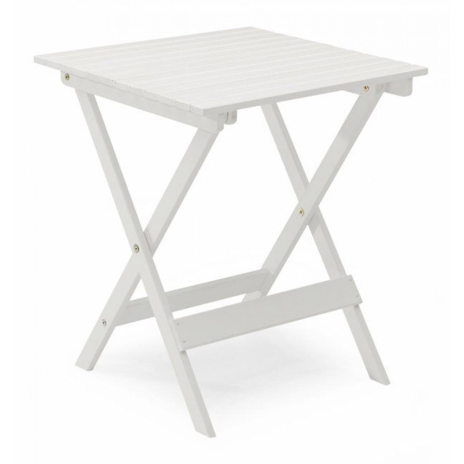 Taitettava pöytä