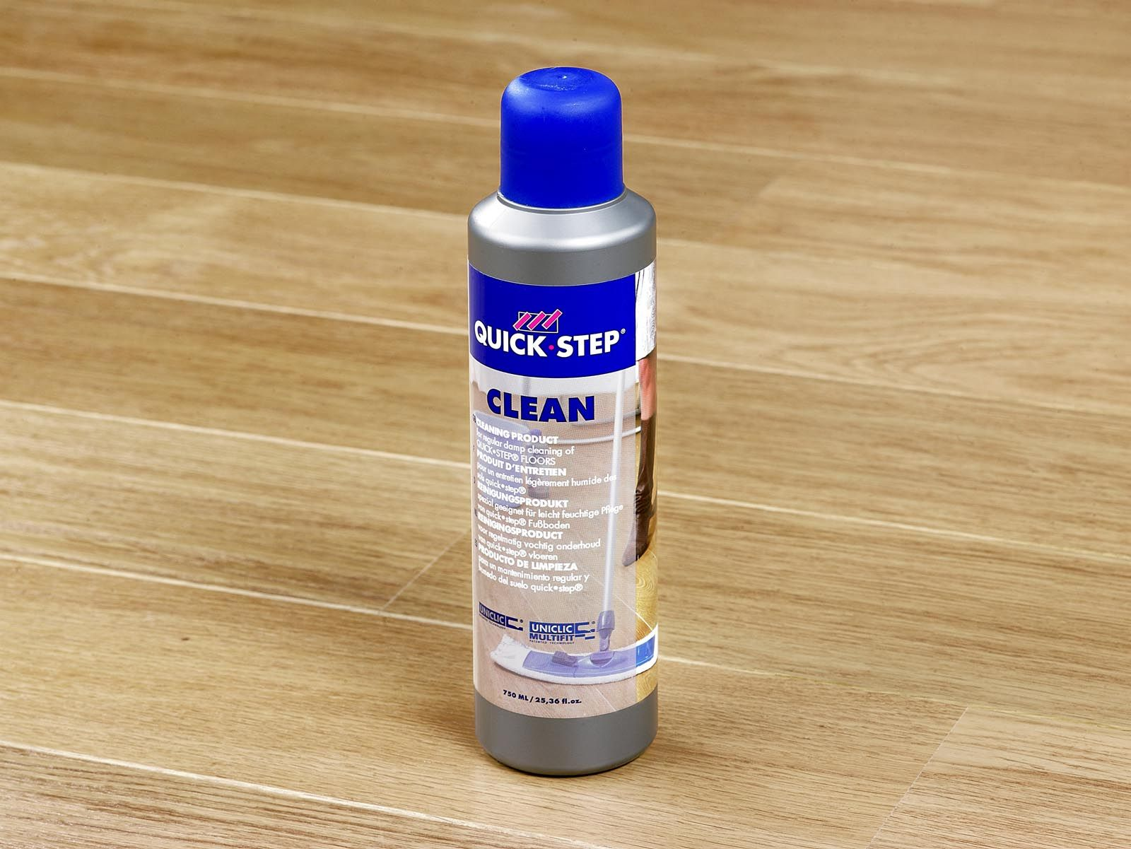 Puhdistusaine Quick Step Clean 750 ml