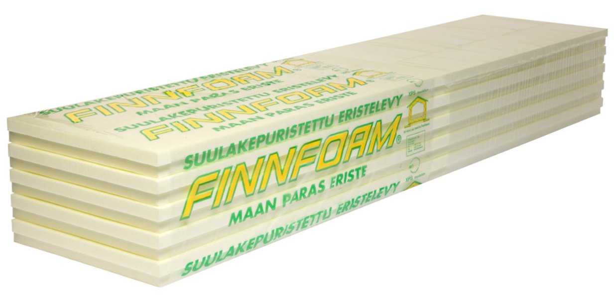 Finnfoam eristävyys