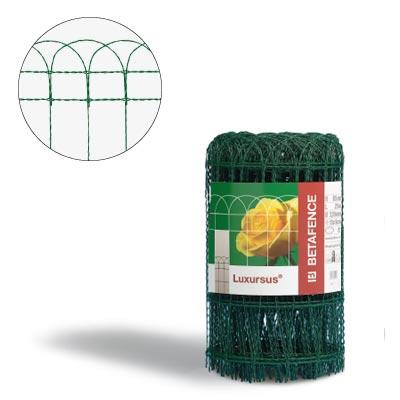 Puutarhaverkko Luxursus kudottu 900 mm x 10 m rulla vihreä