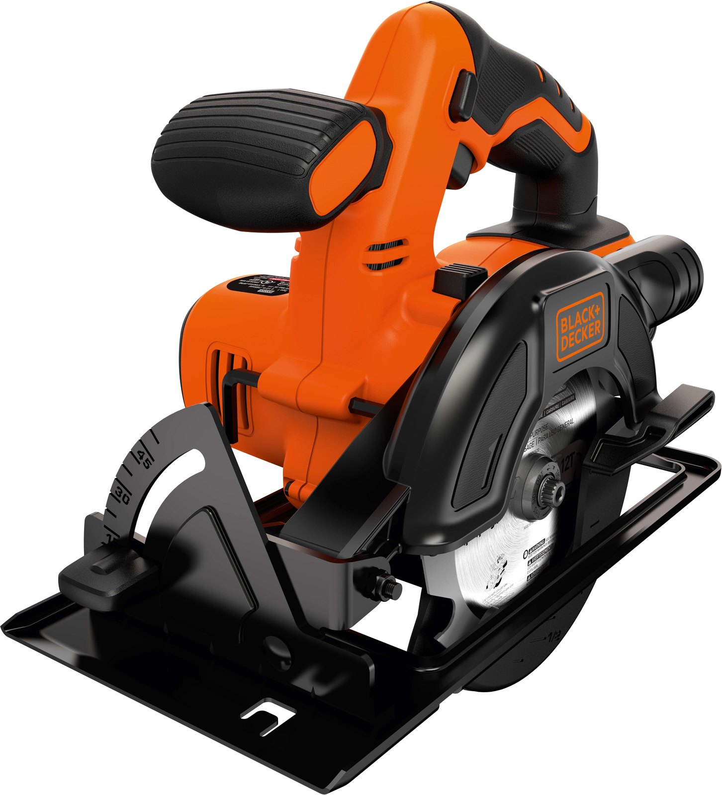 Pyörösaha BLACK+DECKER BDCCS18 18 V 140 mm