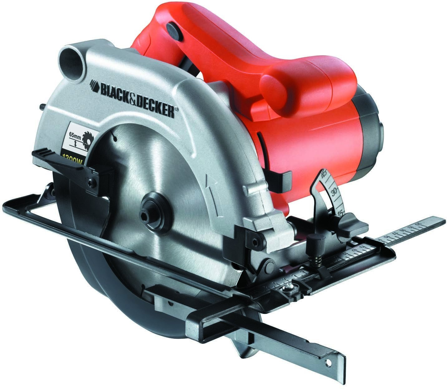 Pyörösaha BLACK+DECKER KS1300 1300 W 65 mm