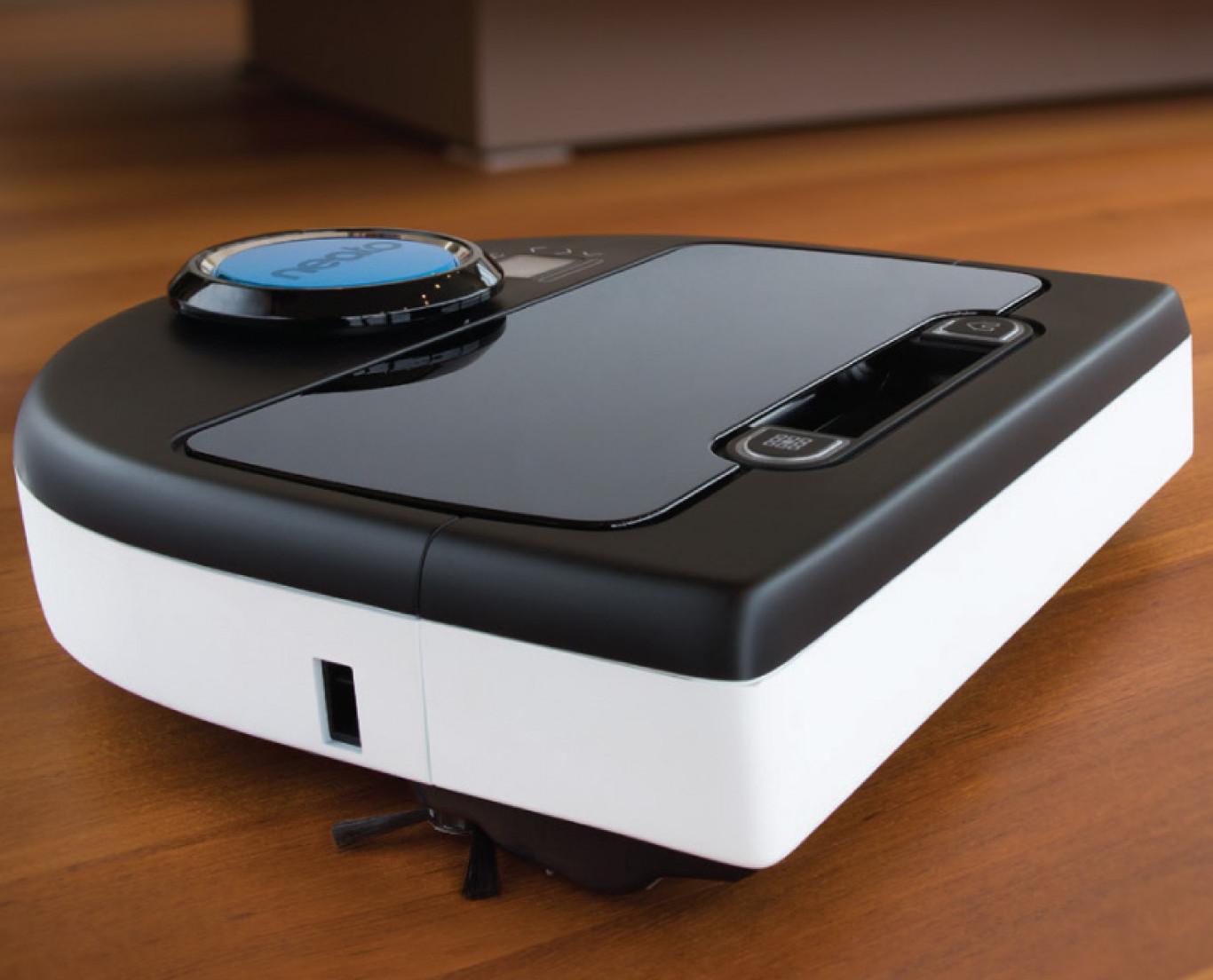 robotti imuri neato botvac d85 robotti imurit. Black Bedroom Furniture Sets. Home Design Ideas