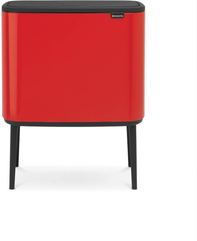 Roska-astia Brabantia Bo Touch 11+23 L Passion Red