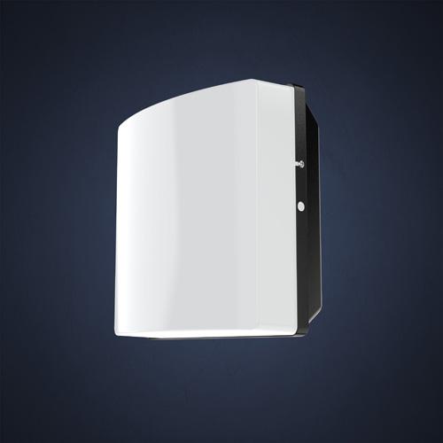 Seinä- numerovalaisin Duo 810.100 IP44 I-75-E27 240x136x240 mm musta ... 70cac83fbc