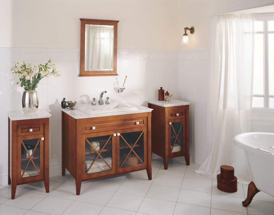 sivukaappi villeroy boch hommage 8964 440x850x425 mm sarana vasemmalla p hkin puu. Black Bedroom Furniture Sets. Home Design Ideas