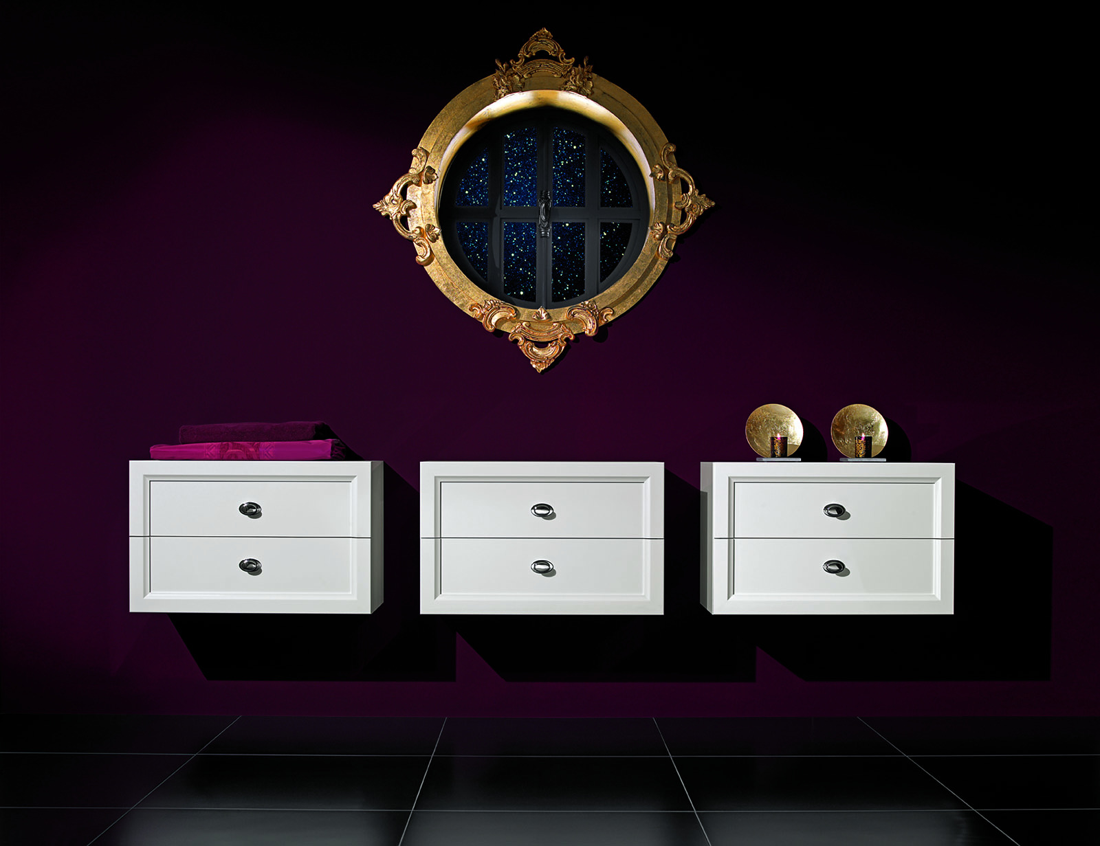 sivukaappi villeroy boch la belle a589 670x420x335 mm kiilt v valkoinen. Black Bedroom Furniture Sets. Home Design Ideas