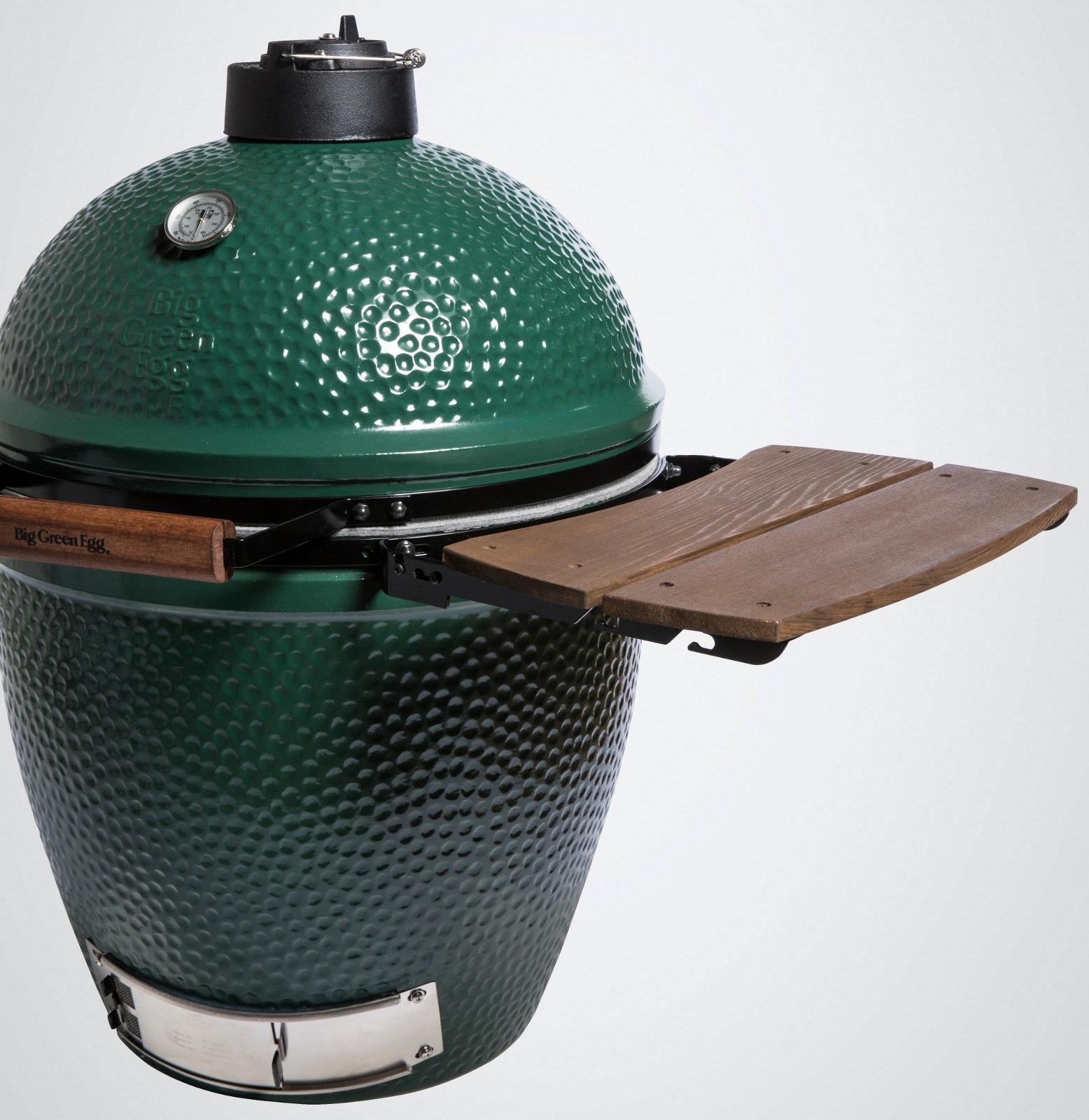 Sivupöydät Big Green Egg XL grillille 2 kpl puu  Taloon com