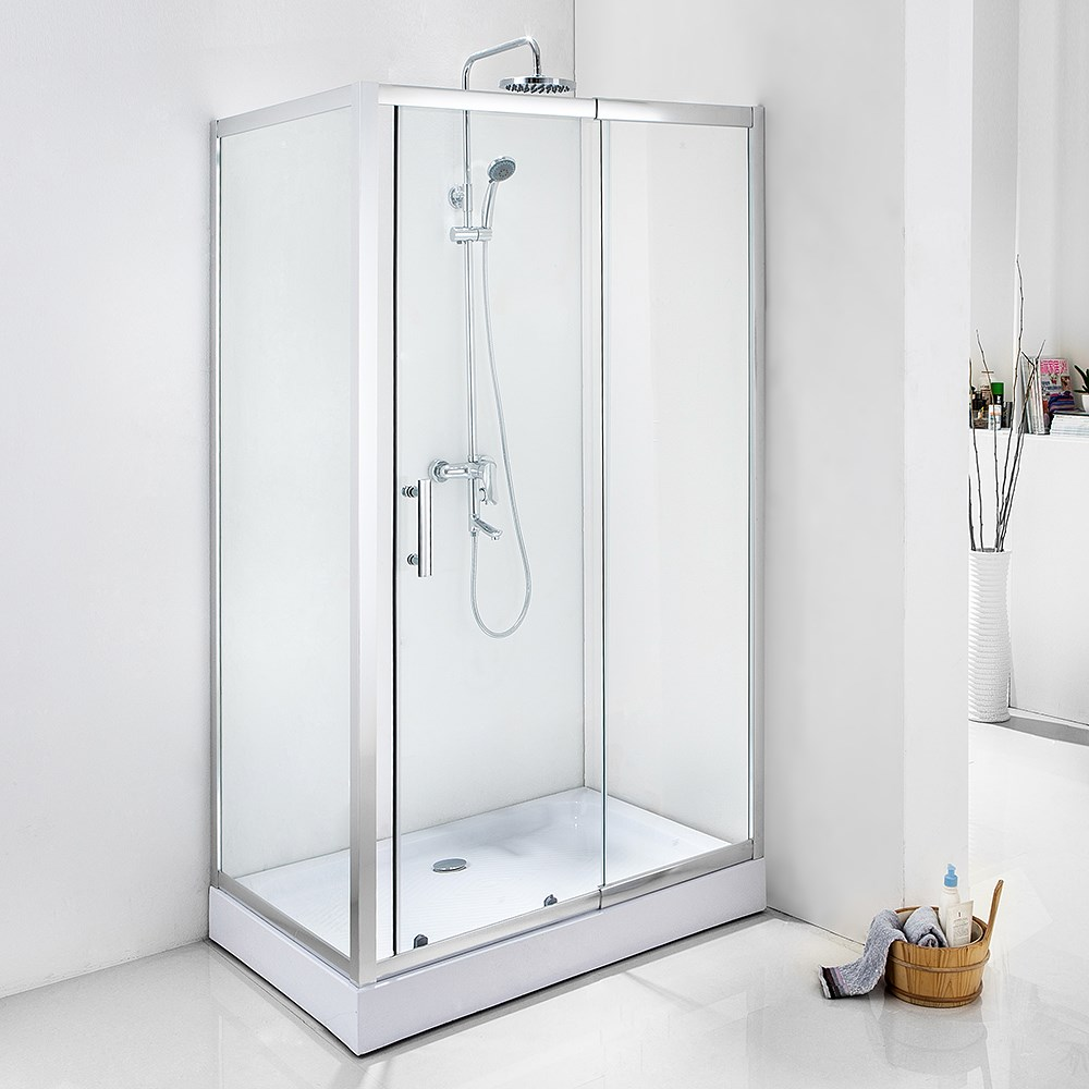 Suihkunurkka Bathlife Living 1200 A 1200x800 mm