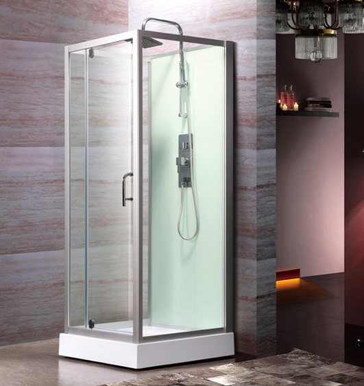 Suihkukaappi Bathlife Logi 900x900 mm
