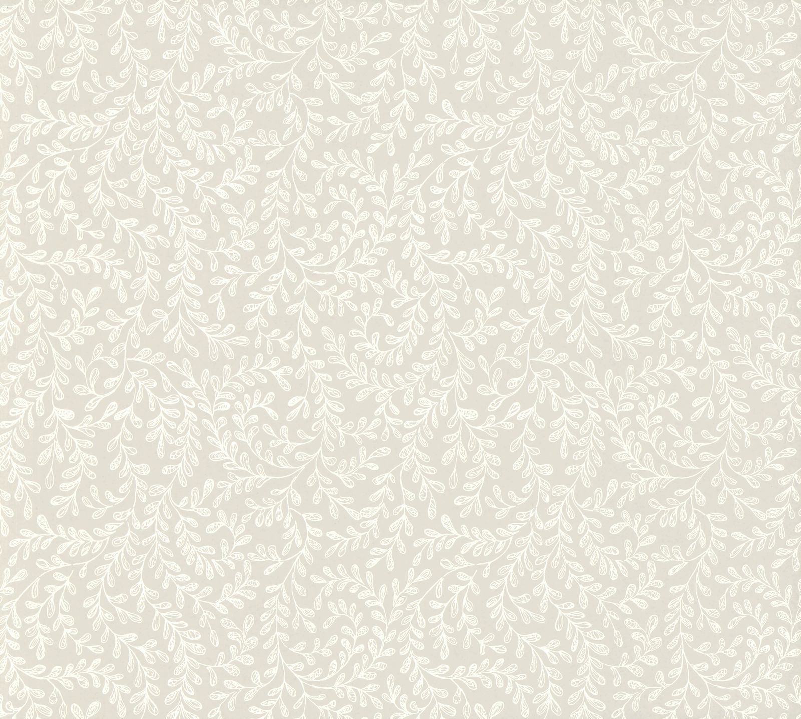 Tapetti 1838 Wallcoverings Audley harmaa 0,52x10,05 m