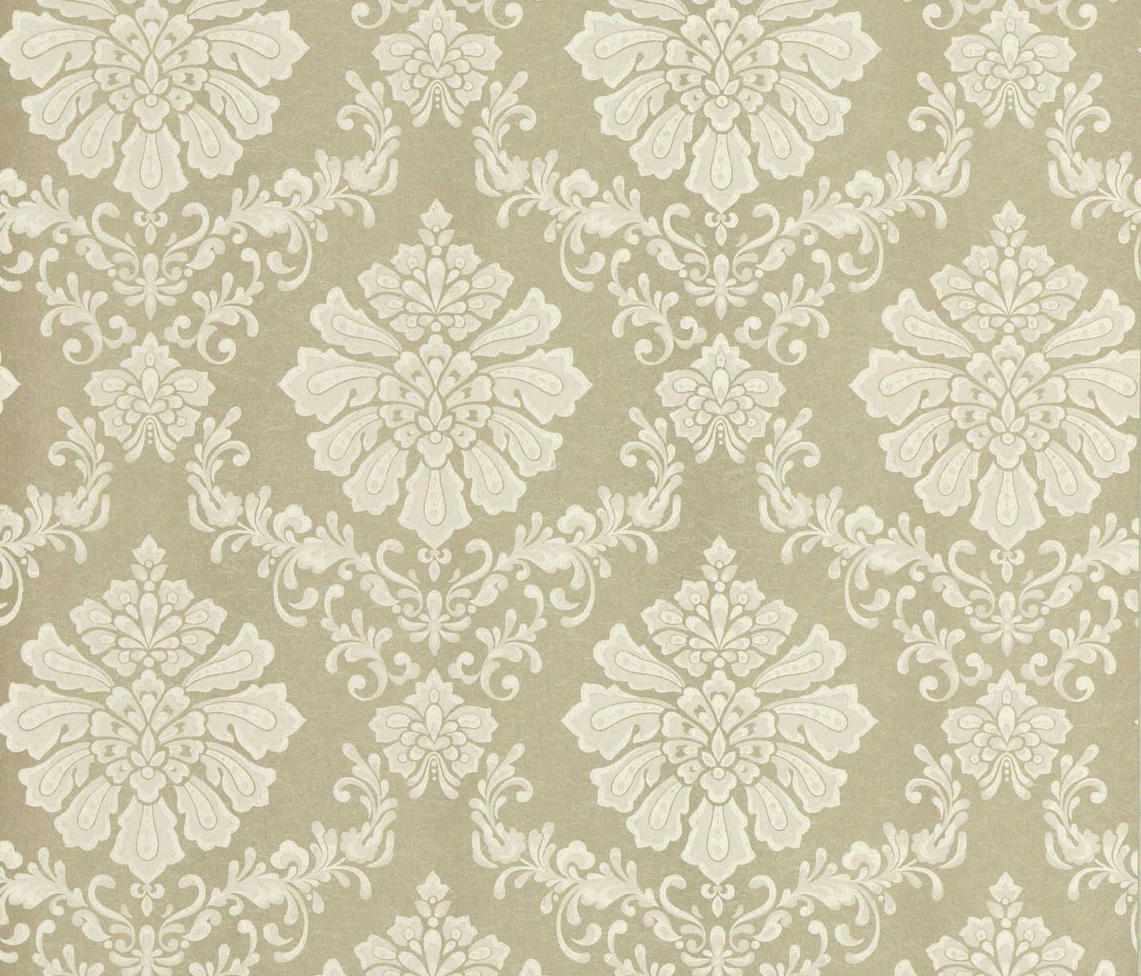 Tapetti 1838 Wallcoverings Broughton kulta 0,52x10,05 m