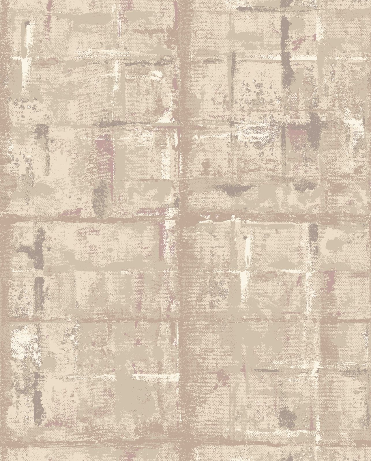 Tapetti 1838 Wallcoverings Patina hiekka 0,52x10,05 m