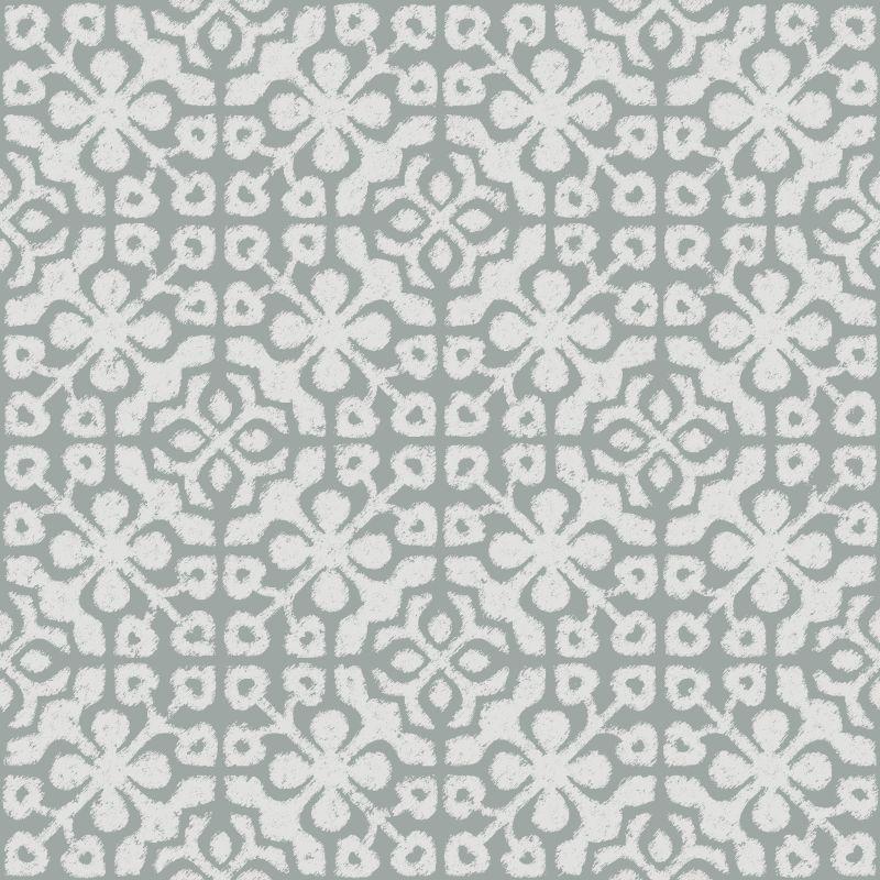 Tapetti Azulejos Tiles 128043 0,53×10,05 m harmaa non