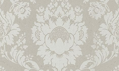 Tapetti HookedOnWalls Twisted Damask beige 0,53x10,05 m
