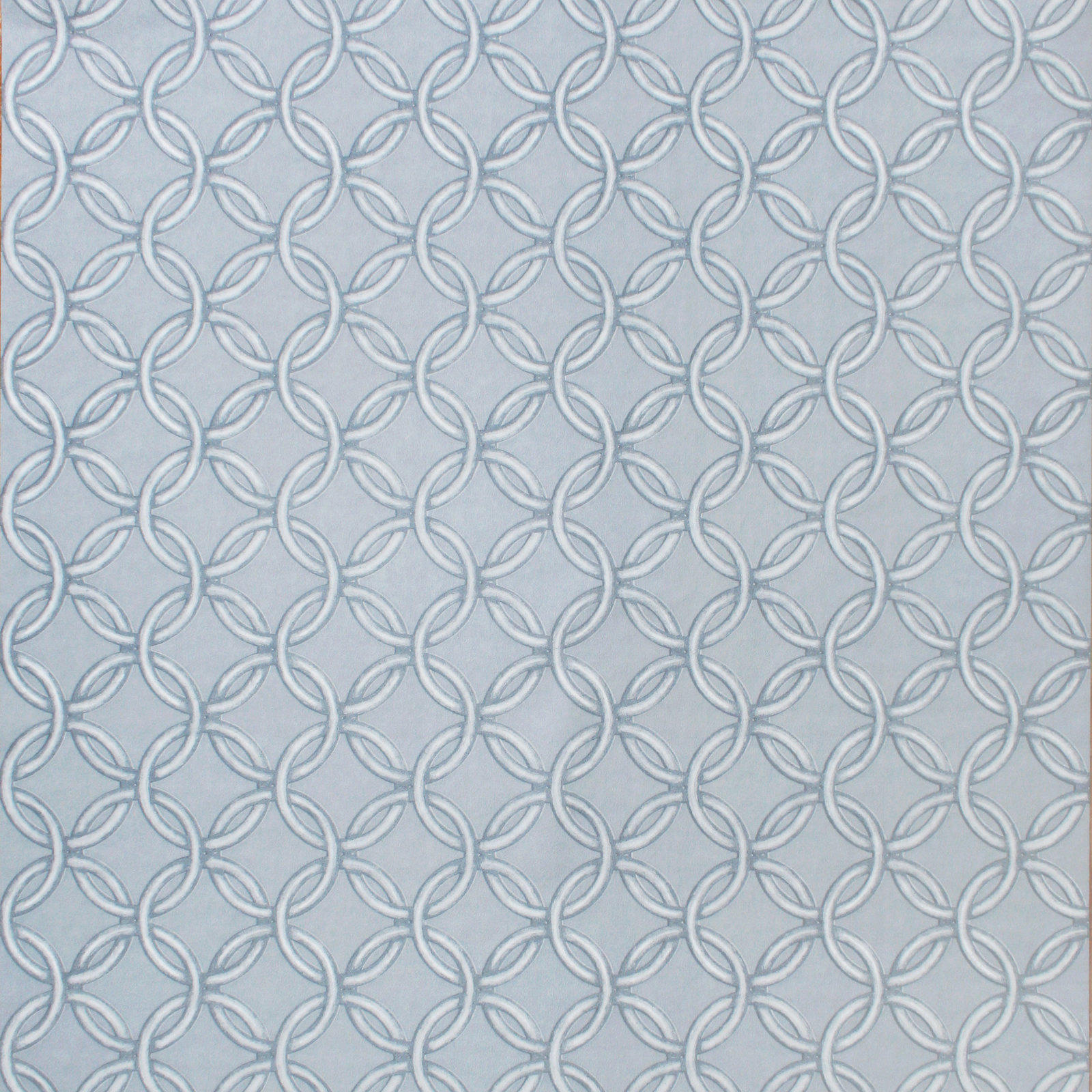 Tapetti Inspired Circle 1220575 0,53x10,05 m harmaa non-woven