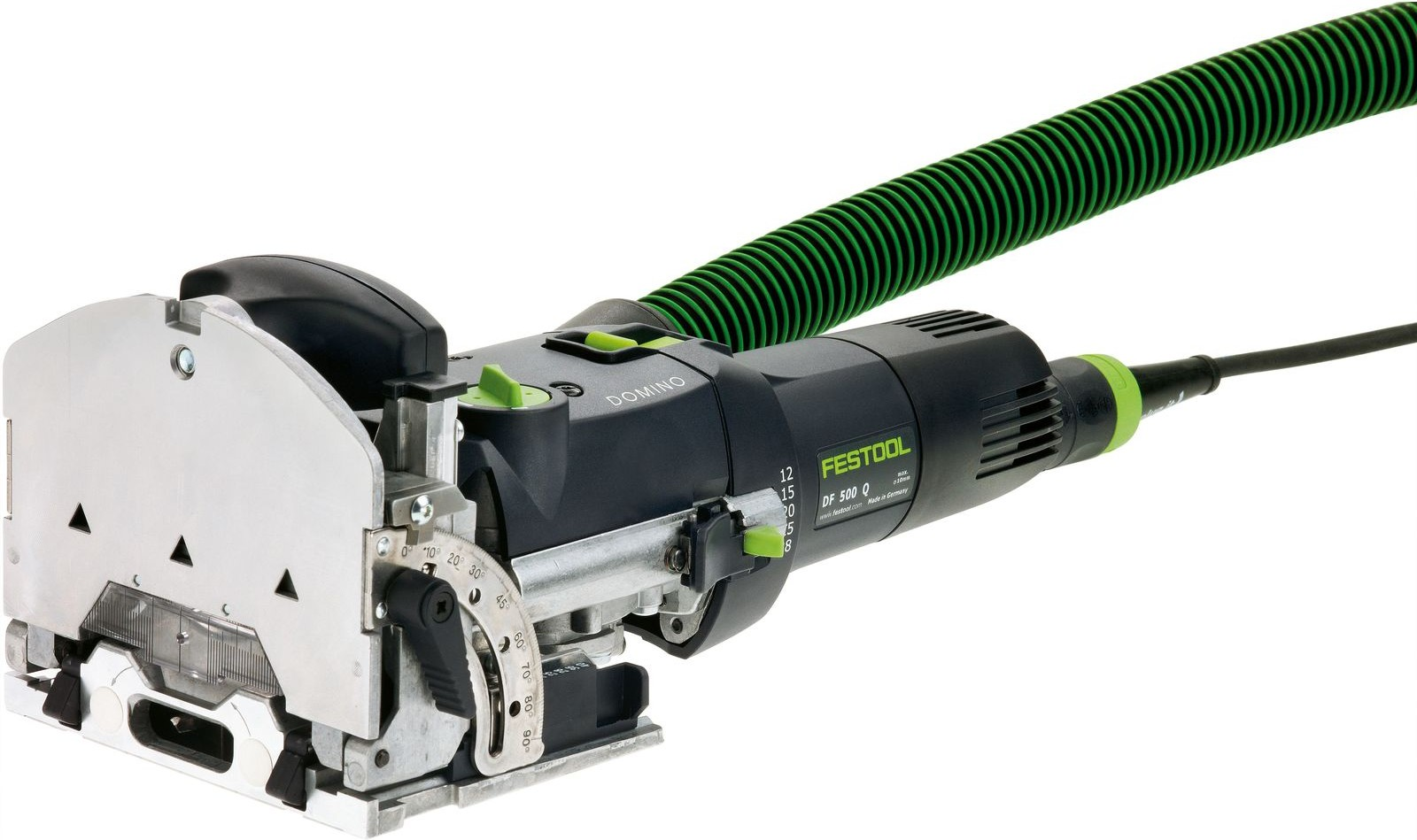 Tappijyrsin Festool DF 500 Q-Set DOMINO