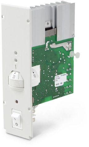 Sähköpatteri elektronisella termostaatilla